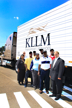 KLLM Hinds CC Truck Driving Partnership