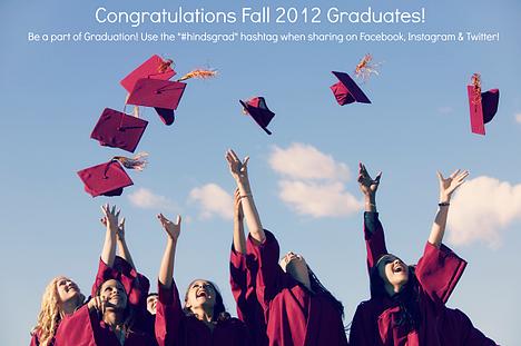 Fall 2012 Graduation