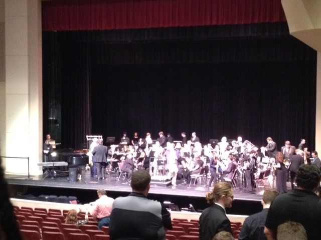 All-State jazz band