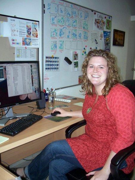 Laura-India-Office